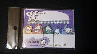 PC狗 Pochacco 便條貼