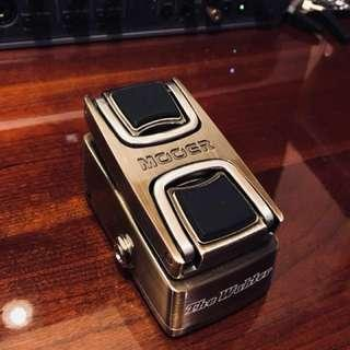 🚚 Mooer Audio The Wahtet Wah Pedal