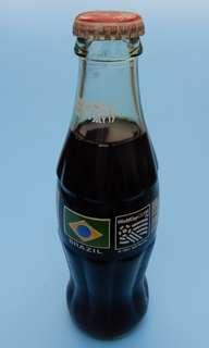 可口可樂……94年世界盃紀念樽(一套六款)