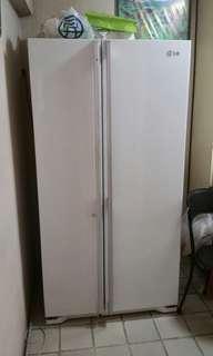 LG Large Refrigerator