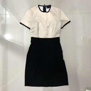ASOS work dress