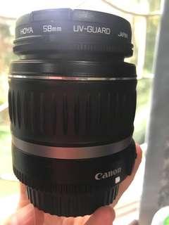 Canon EF-S 18-55mm 1:3.5 - 5.6 II