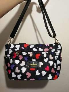 Kate Spade Hand Bag with Sling (2way)