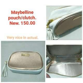 Maybelline pouch/clutch