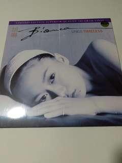 胡琳黑膠碟。