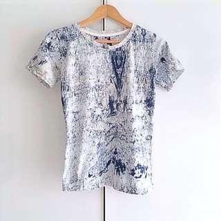 $10 SALE: Ombre Gradient Dip Tye Tie Dye Acid Tee Top (do you see this marked sold? no. then OBVIOUSLY ITS AVAILABLE)