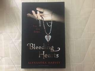 Bleeding Hearts bu Alyxandra Harvery