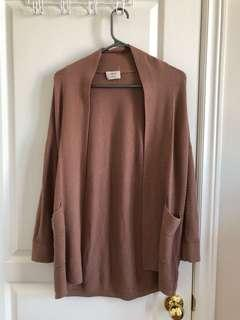 Aritzia Wilfred cardigan size S