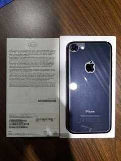 Second iPhone 7 BlackMatte