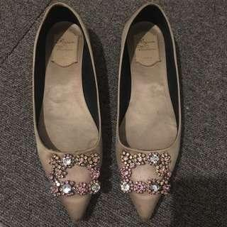 (RESERVED)Authentic Roger Vivier Pointed Shoes