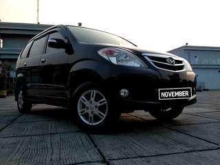Daihatsu xenia Xi / 1.3 manual 2009 / dp 10 jt