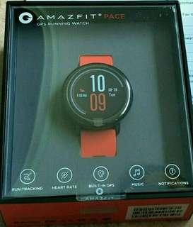 Brand New Sealed Amazfit Pace Red