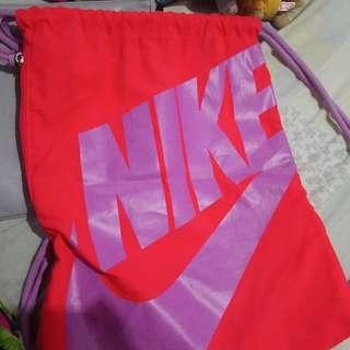Unisex Nike Heritage Gym Sack Drawstring