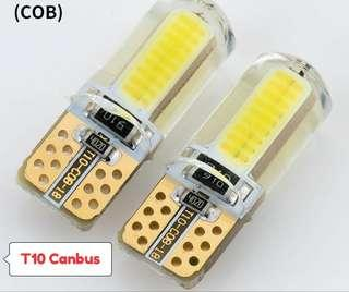 T10 Canbus Led for Mazda, Honda, Toyota and other cars