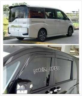 Honda Stepwagon Spada Door Visor