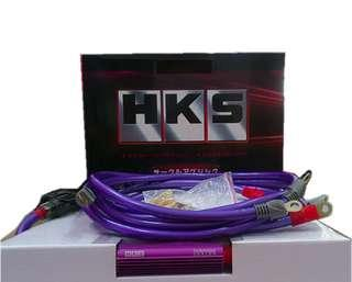 HKS Grounding Cable Package (With Alternator Grounding Cable)