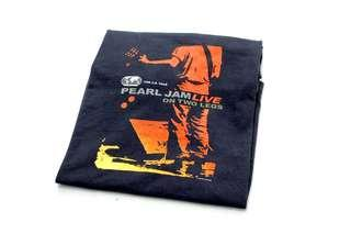 VTG PEARL JAM; LIVE ON TWO LEGS US TOUR 1998