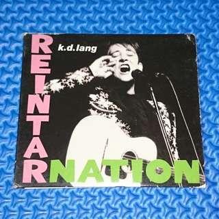 🆒 k.d. lang - Reintarnation [2006] Audio CD #3x100