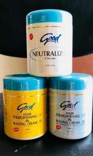 Obat rebonding & smoothing 2 step