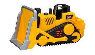 CAT Job Site Machines L&S Trucks Bulldozer