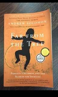 New Far From The Tree book
