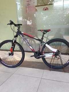 27.5 cycle track hardtail mtb