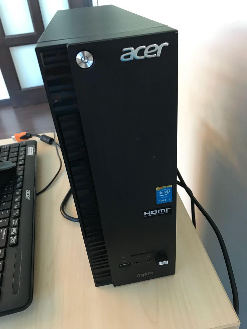 Acer CPU *FAST SALE*