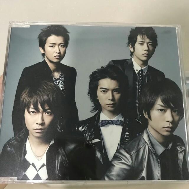 Arashi CD only 日版