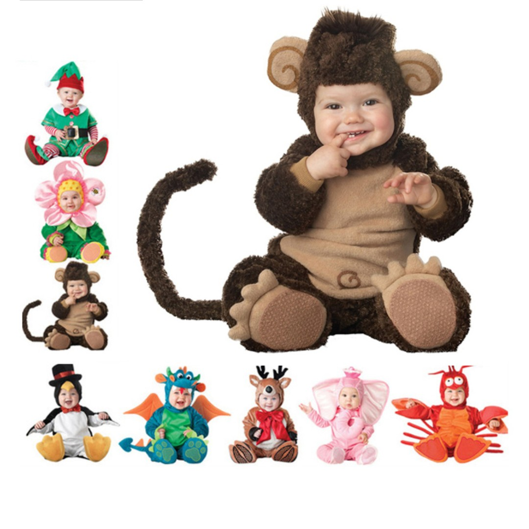 baby halloween costume rompers, toys & games, others on carousell