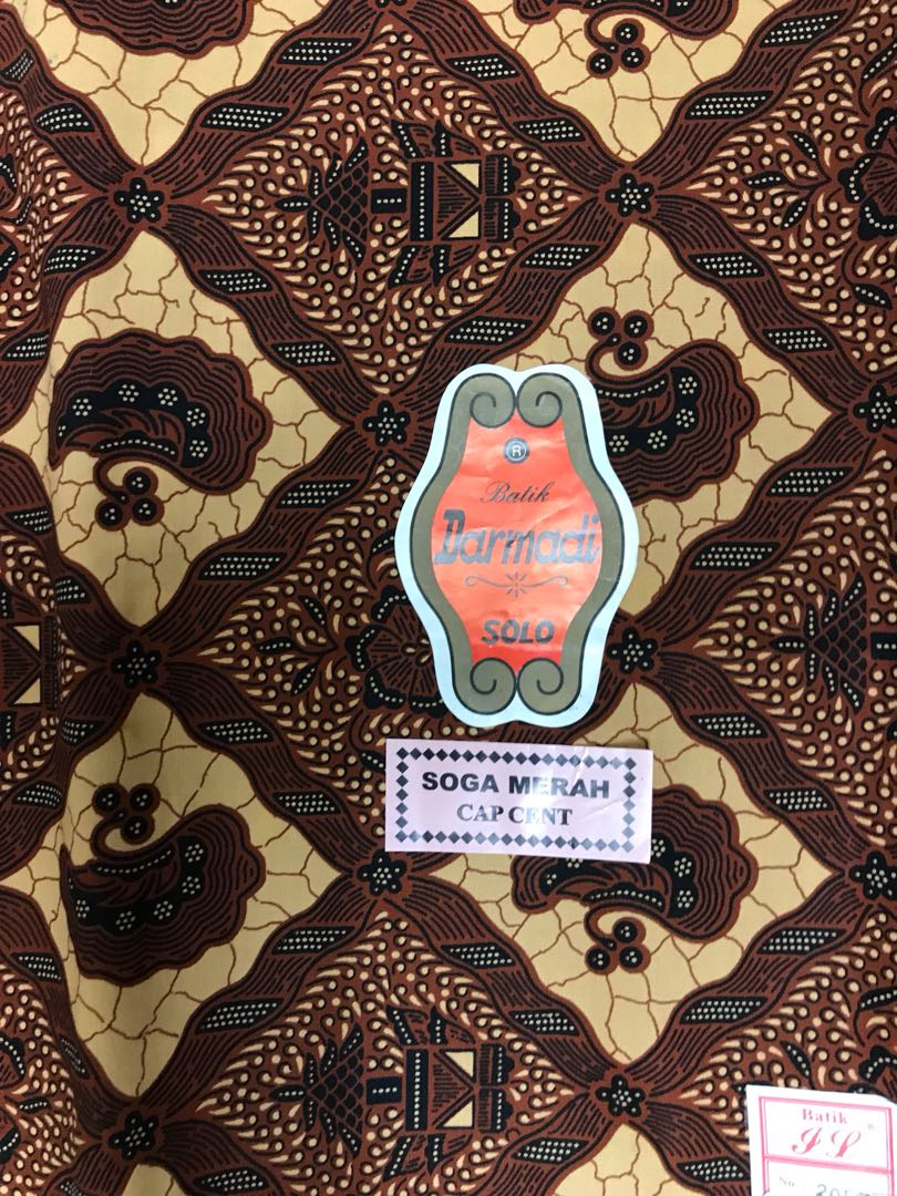 Batik Fabric Womens Fashion Clothes Others On Carousell Kain Printing Set Embos 9