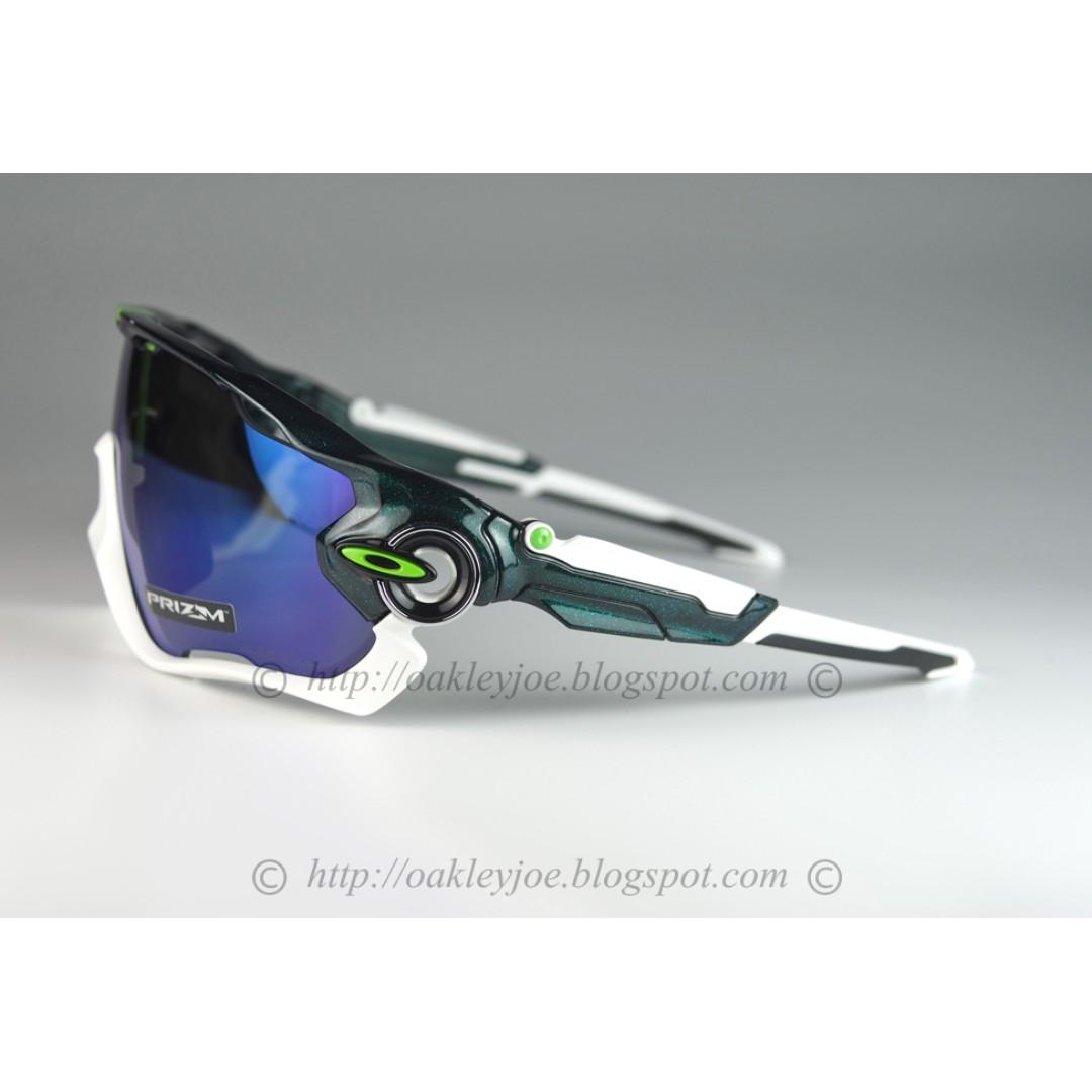 9314b5f5381 BNIB Oakley Jawbreaker Cavendish metallic green prizm jade oo9290-3631