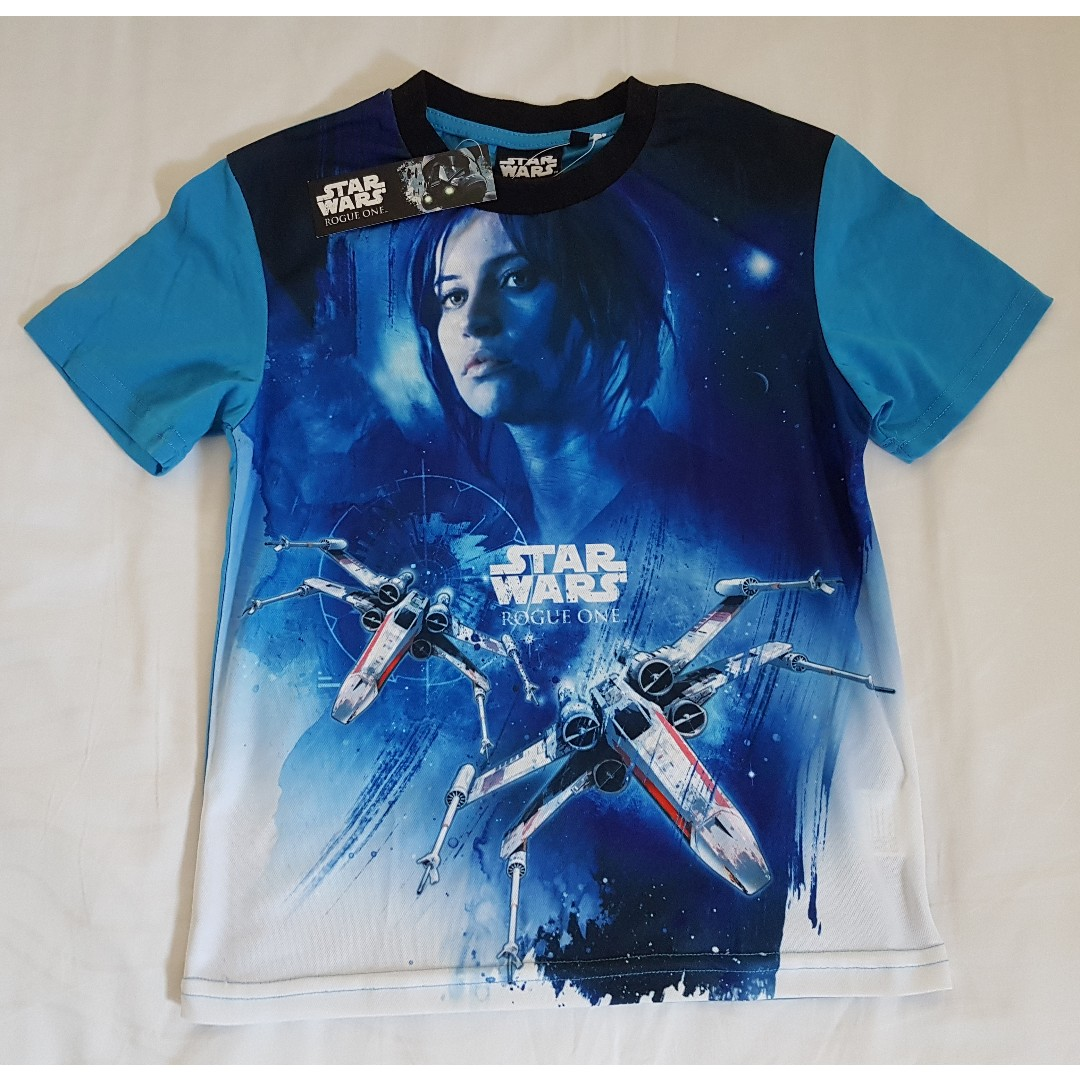 642efbfb BN Boy Star Wars Rogue One T-shirt / Top, Babies & Kids, Boys ...