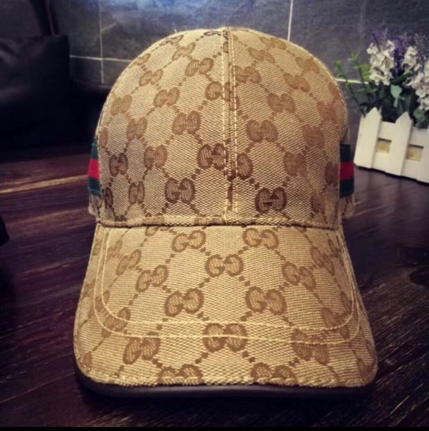 bef4101ea804b Bnew gucci cap inspired
