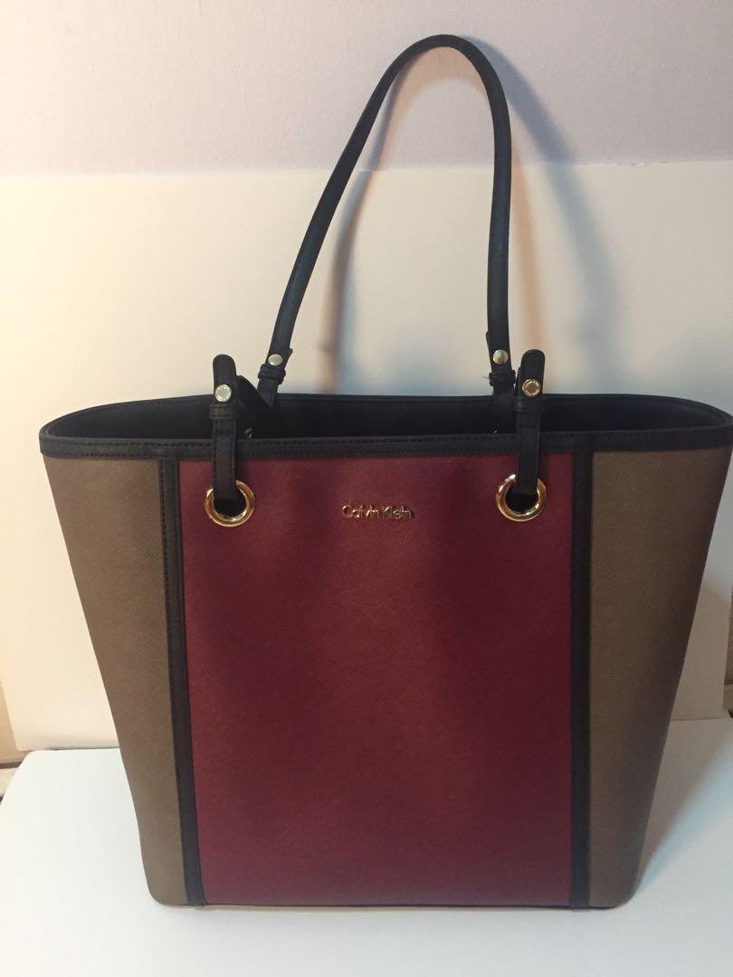 Calvin Klein Tote Bag 921d998065704
