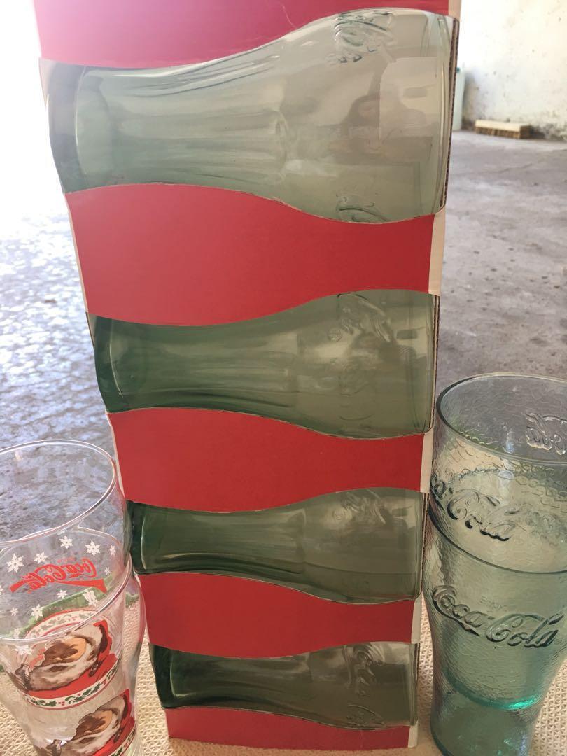 Coca Cola Glass (12 pcs)