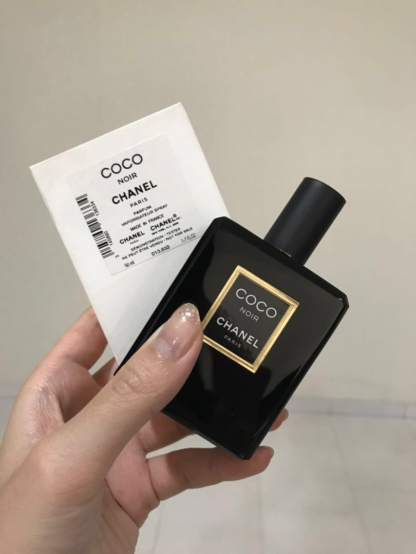 Coco Chanel Noir Parfum 50ml Tester Health Beauty Perfumes