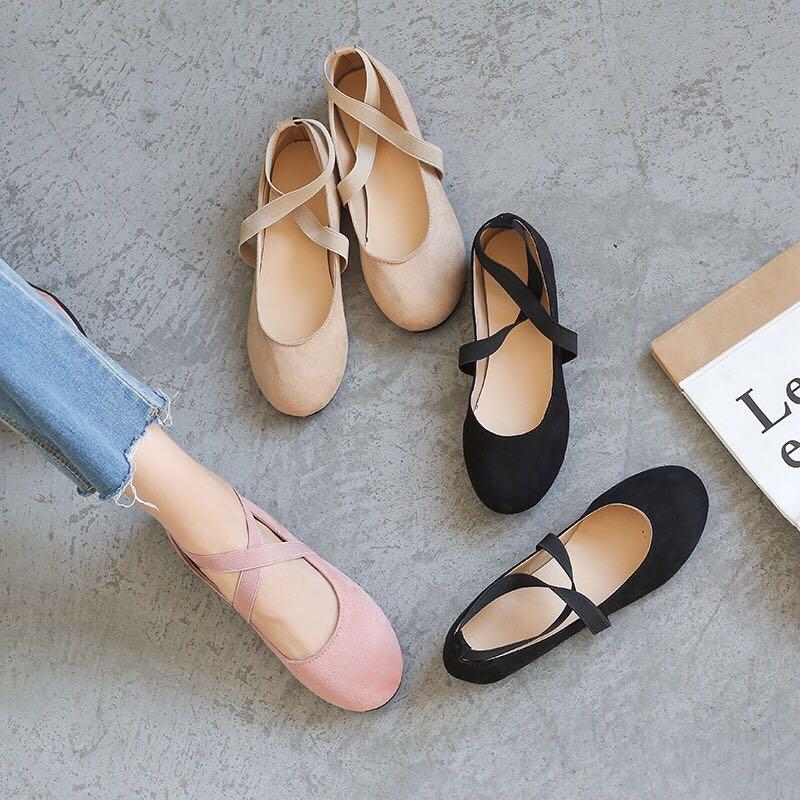 13e6dc18e8c2 European style ballet Flats shoes