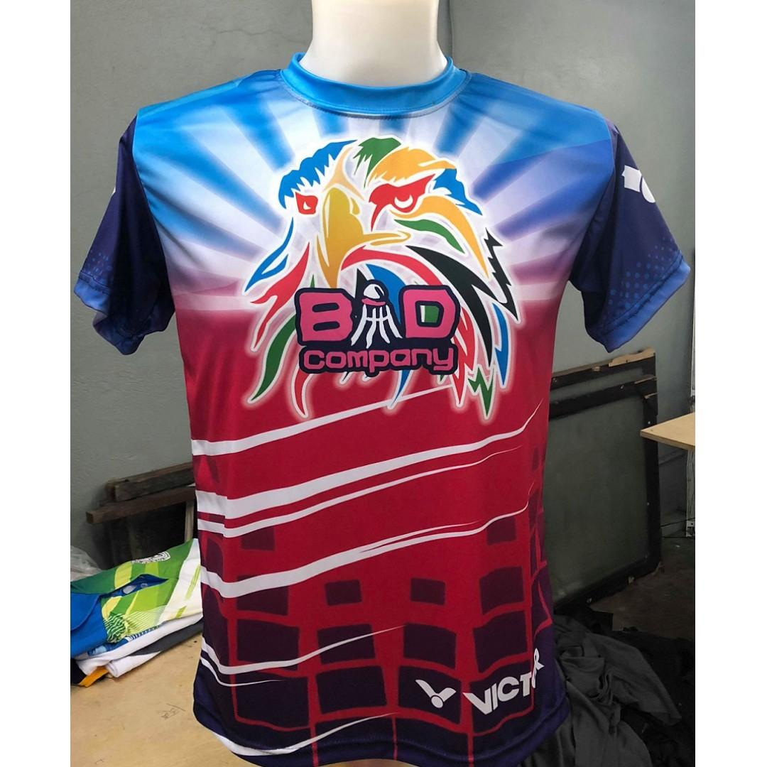 f32a93d30 Full Sublimation Sports Jersey ( Badminton, Cycling, Basketball or any  Sport ) on Carousell