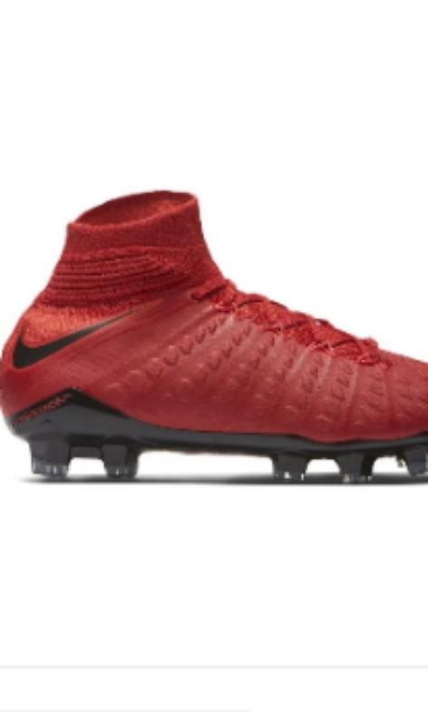 0f84b4e8c336 Grade 1 kids Nike Hypervenom Phantom III DF FG football boots ...