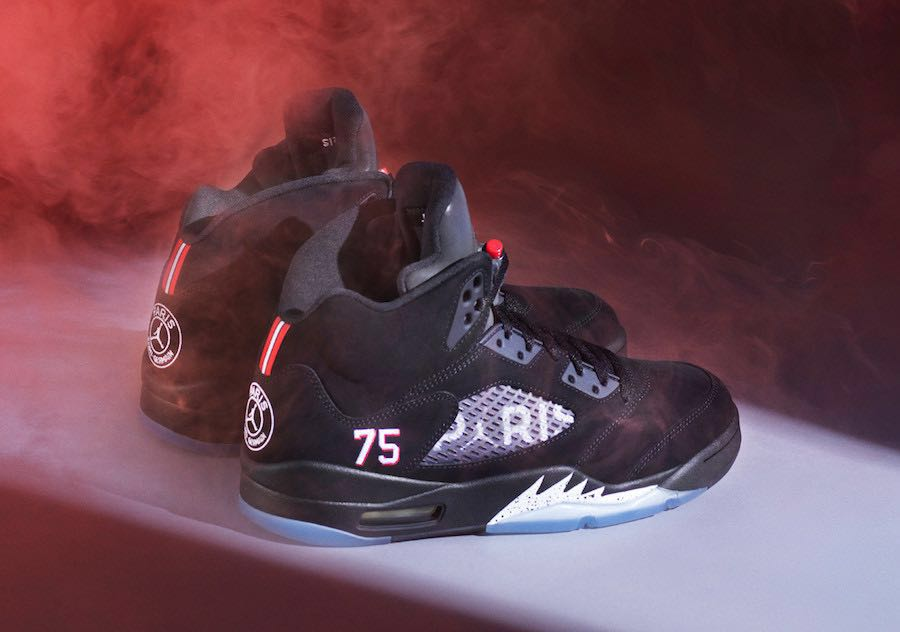 lowest price d2d26 9919d Jordan 5 PSG