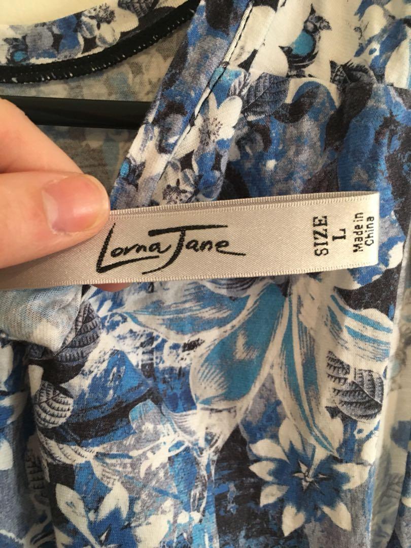 Lorna Jane gym wear tank top