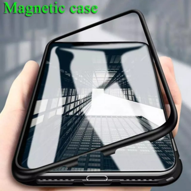 reputable site a02b6 007e7 Samsung Magnetic Super Adsorption 360 Full Cover Case