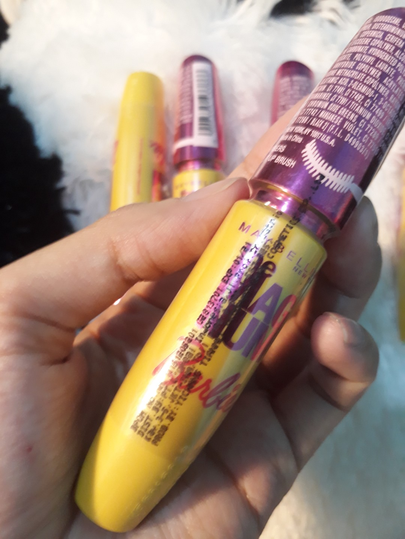55990e6a31d Maybelline mascara magnum barbie, Kesehatan & Kecantikan, Rias Wajah ...