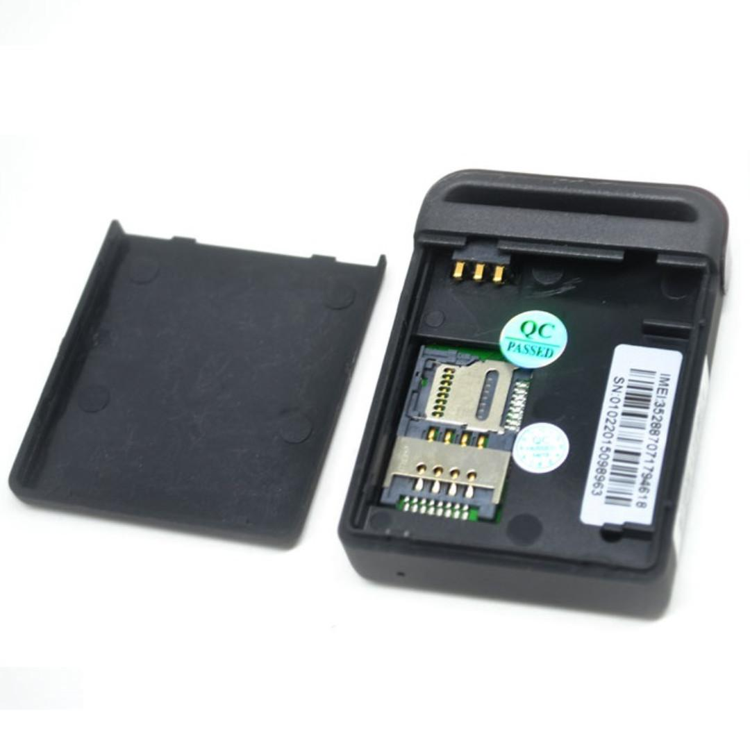Mini Car Vehicle GPS Tracker  GTM102
