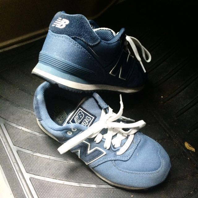 low priced 98482 f2e1a NEW BALANCE 574 GS Sneakers