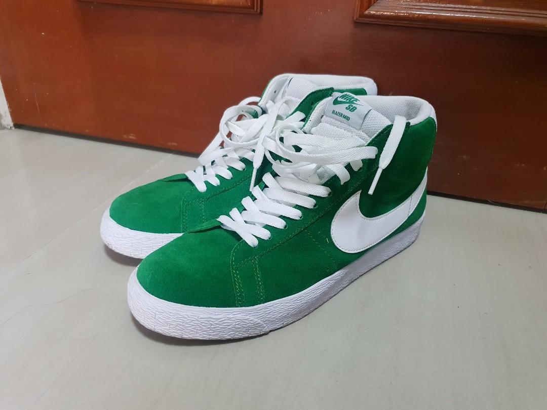 newest 47b1b 0cdb5 Nike SB Blazer Mid, Men's Fashion, Footwear, Sneakers on ...