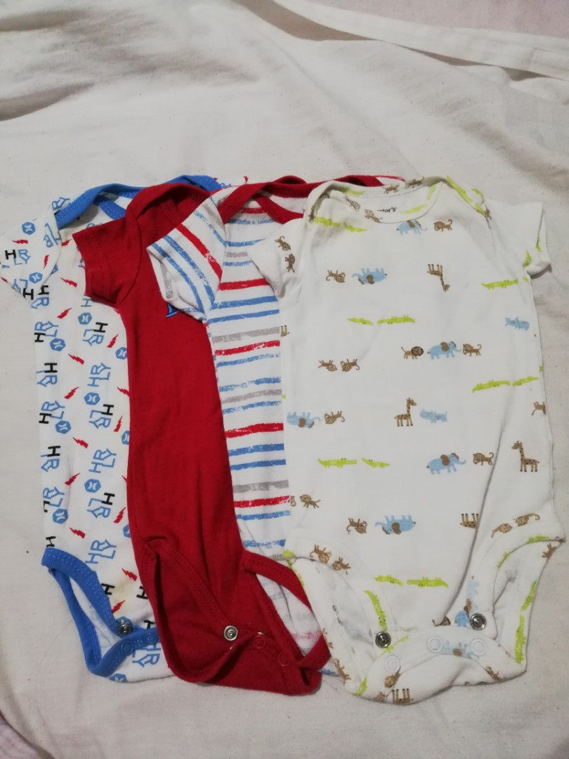 0e717c6ffb8d Onesies for Baby Boy (All-in 4 180) 0-3mos
