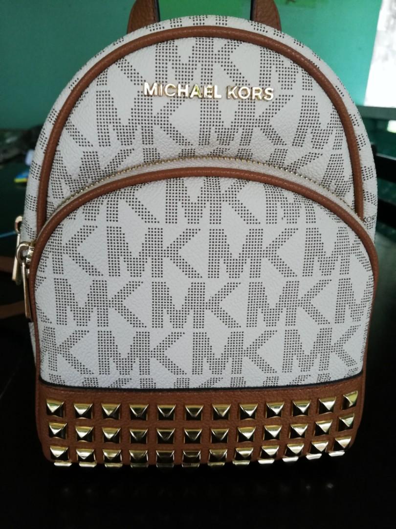 41e90c1fc156 Original Michael Kors Abbey Vanilla XS, Women's Fashion, Bags ...