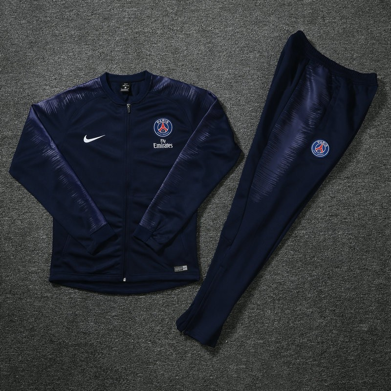 Paris Saint-Germain 18 19 Training Jacket Range 24d441585
