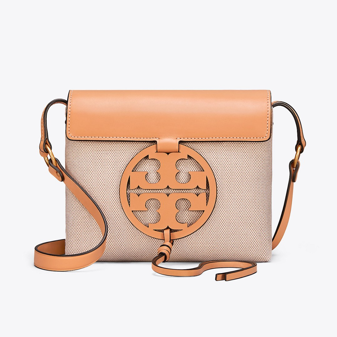 2e5acdc16ef24 PROMO  Tory Burch - Miller Canvas Cross-body